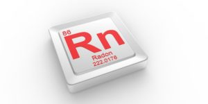 Inspections for Homeowners Radon symbol